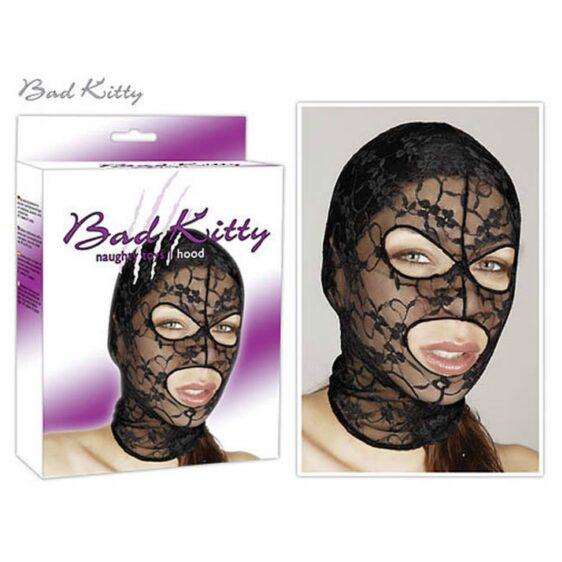 Bad Kitty Blondemaske