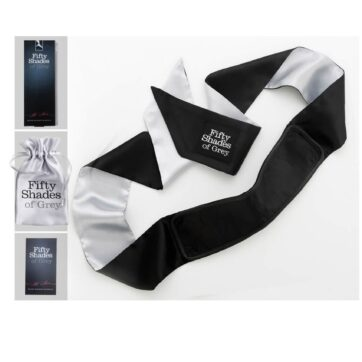 Fifty Shades of Grey blindfold