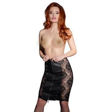 Zado nederdel med blonder