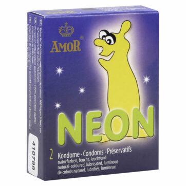 Amor Neon Kondom