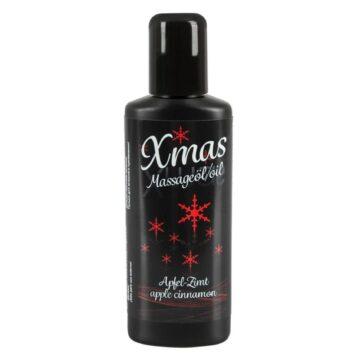 Jule Massage Olie med Æble og Kanel Duft