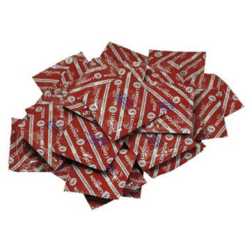 London Rød Kondom