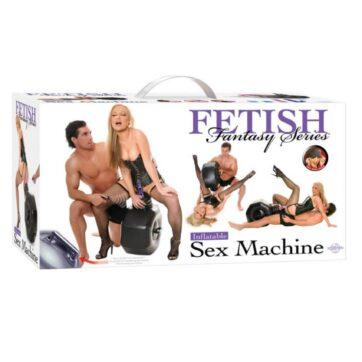 Oppustelig SexMaskine Fetish Fantasy