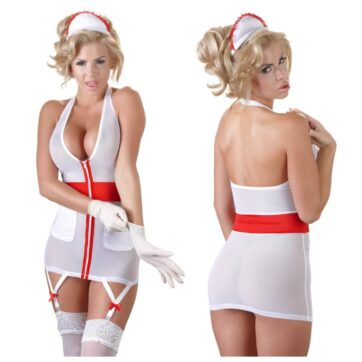Frækt Sygeplejerske Kostume