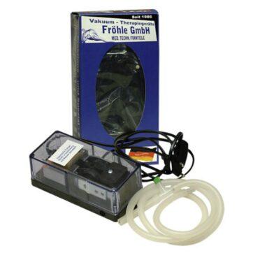 Fröhle elektrisk Penis Vakuumpumpe