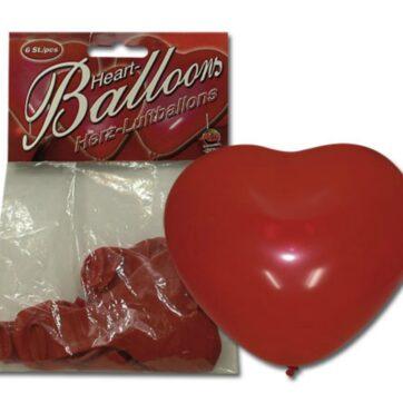 Hjerte Luftballoner