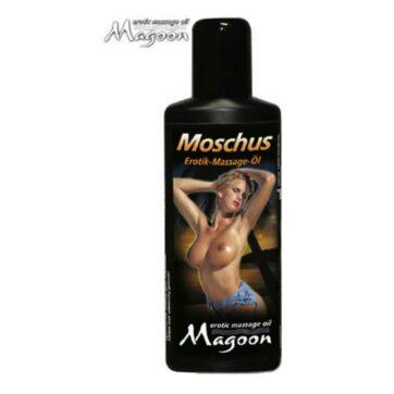 Magoon Moskus Massageolie