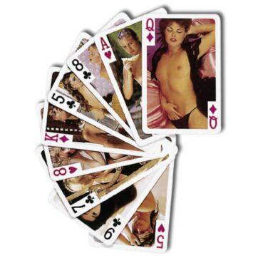 Strip Poker Kortspil