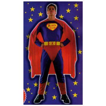 Super Hero Kostume til Ham