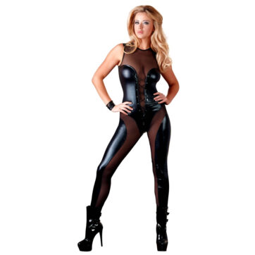 lækkerhed med denne jumpsuit i wtlook og nylon