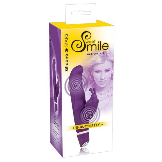 Sweet Smile Bufferfly Vibrator