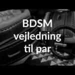 BDSM vejledning for par