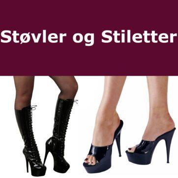 Stiletter og Støvler