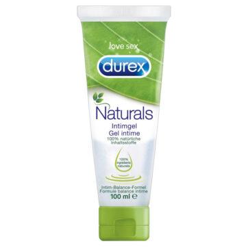 Durex Naturals Vandbaseret Glidecreme