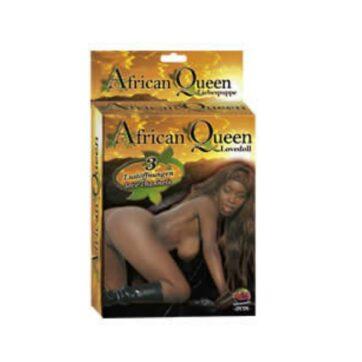 African Queen Elskovsdukke