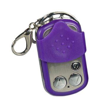 Purple & Silky trådløs vibrator æg
