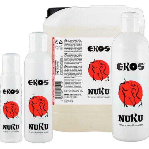 Massageolie Eros Nuru