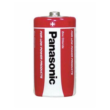 Panasonic C (R14) Alkaline Batteri