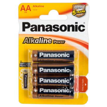 Panasonic Erotik Batterier AA til Sexlegetøj