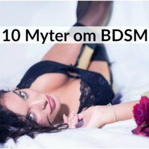 10 myter om BDSM