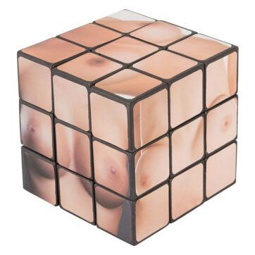Boob Cube - Rubiks for Voksne