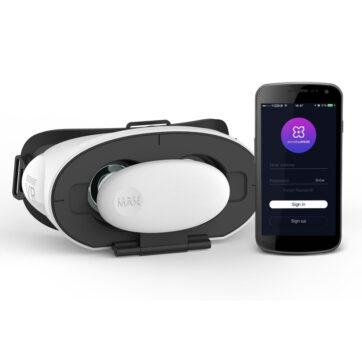 SenseMax Sense VR Headset til Virtual Reality