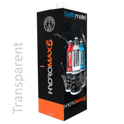 Penispumpe Bathmate Hydromax5