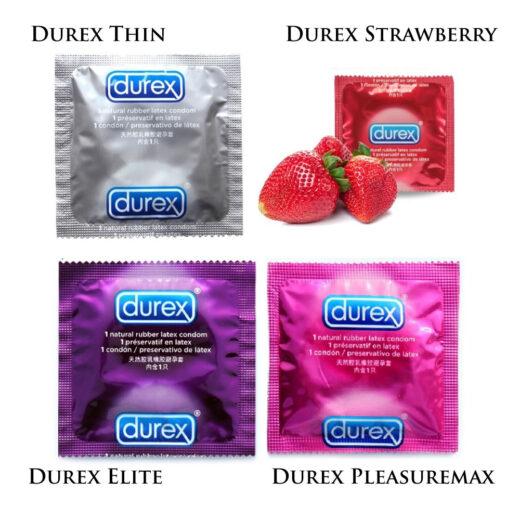 Durex Fun Explosion Kondom