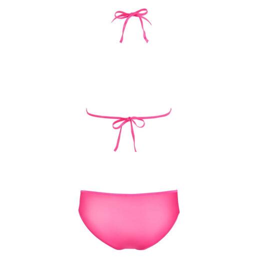 Pink Sweety BH & Trusse Lingeri Sæt
