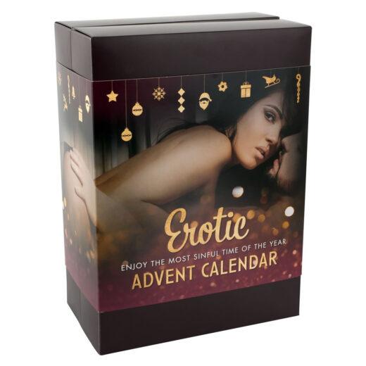 Erotisk Julekalender 2019 med Sexlegetøj & Lingeri