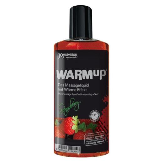 Joydivision WARMup Varmende Massageolie med Aroma