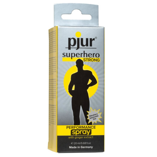 Pjur SuperHero Strong Performance Spray