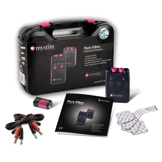Pure Vibes Elektrosex pirrestrømsapparat