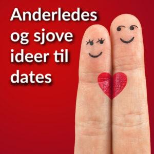 anderledes og sjove ideer til dates