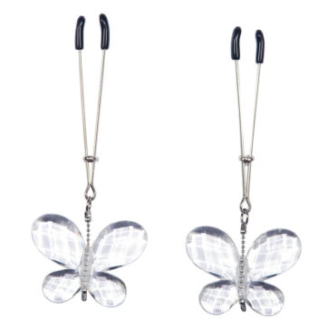 Bryst klemmer butterfly