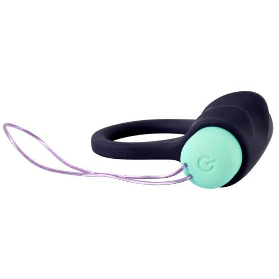 You2Toys Penisring med Vibrator og Fjernbetjening
