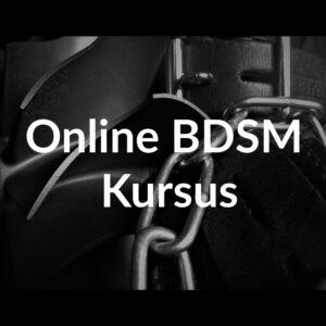 online BDSM kursus