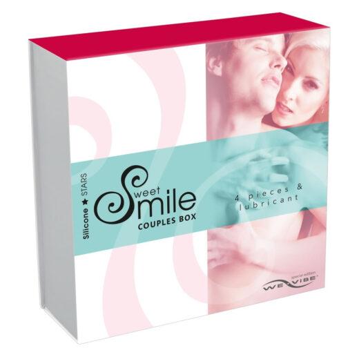 Sweet Smile Boks med Sexlegetøj til Par