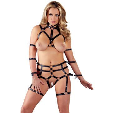 Bondage Harness Body Restraints