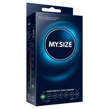 MY.SIZE 47 mm X-Small Kondomer