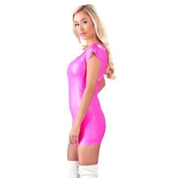 Pretty in Pink Minikjole