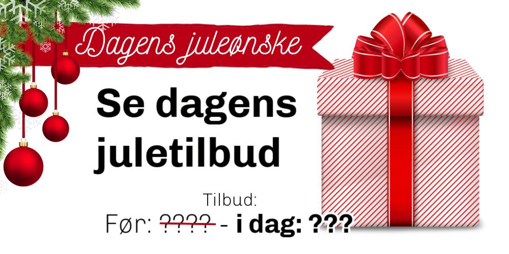 julekalender tilbud