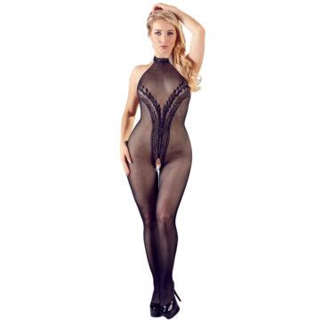 Net Catsuit med Body Look