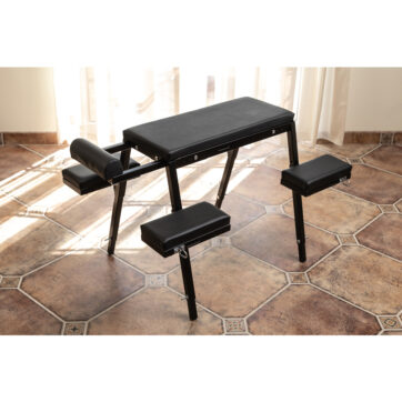Padded bdsm bench