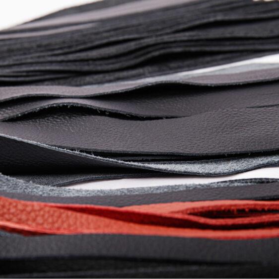 Premium lædersnerter