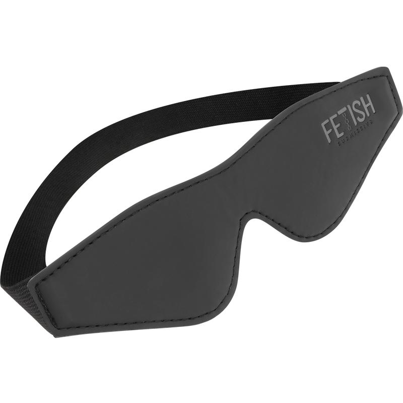 Køb Submissive Blindfold af Vegansk Læder
