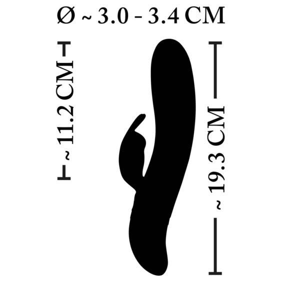 XOUXOU Rabbit Vibrator med Pirrestrøm
