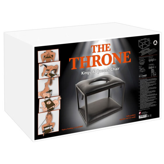 The Throne - Multifunktionel Sex Stol